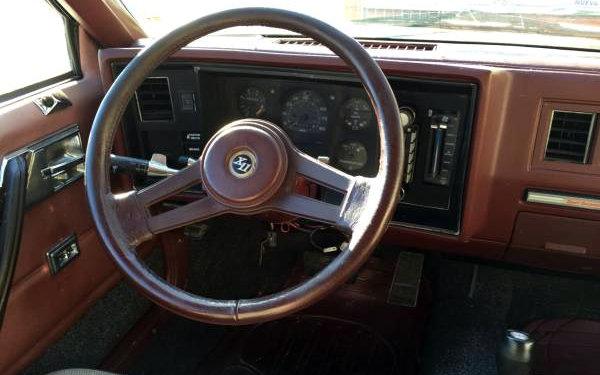 1981 Chevy Citation X11 X Tinct Econobox