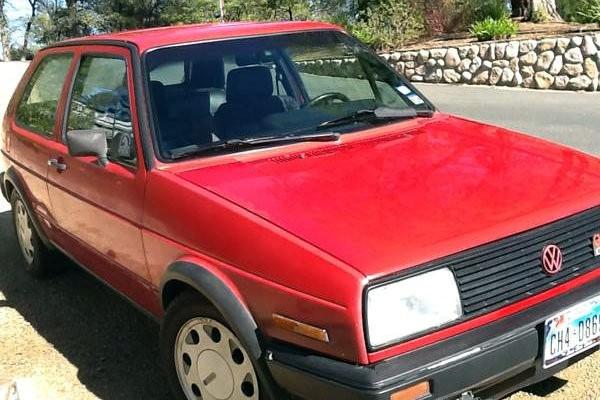 1987 VW GTI
