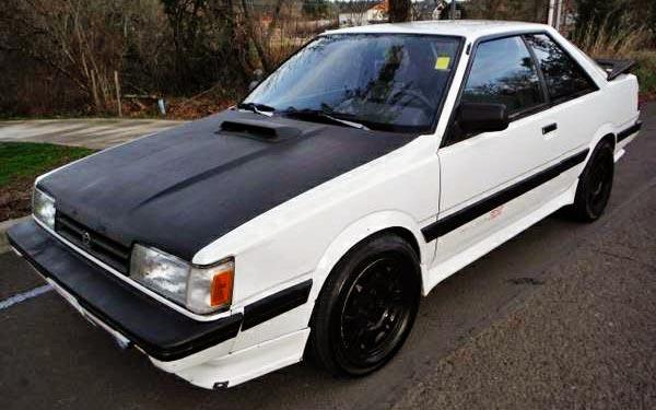 1989 Subaru RX Turbo