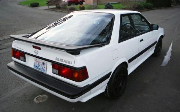 1989 Subaru RX