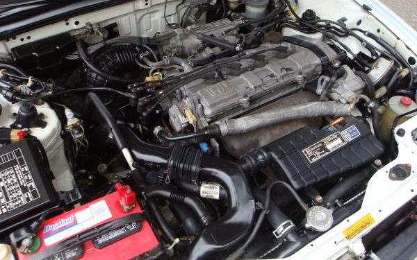 1990 Honda Prelude Si Engine