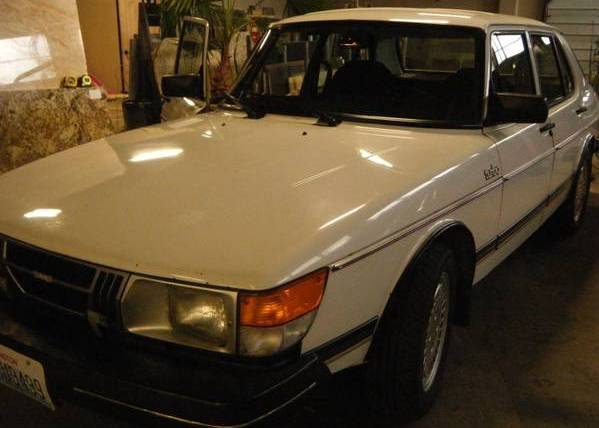 1982 Saab 900 Turbo: Estate Original