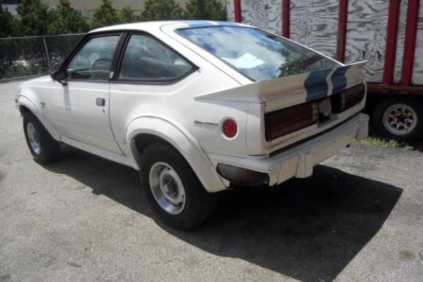 1981 AMC SX4