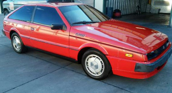 1986 Isuzu Impulse Turbo: Dream Project