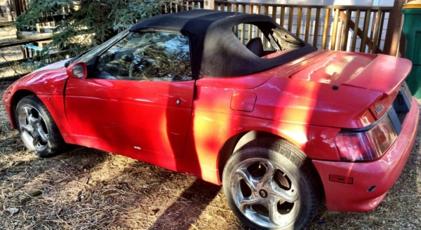 1991 Lotus Elan: Cheap Exotic