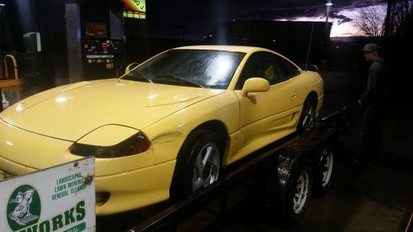 1991 Dodge Stealth R/T: Twin Turbo Project