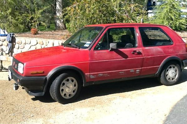1987 VW GTI 16V: Won't Get Cheaper