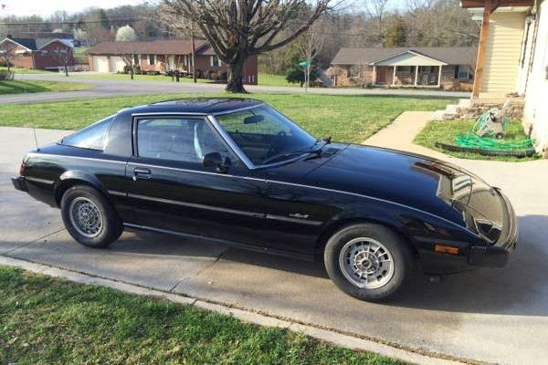 1980 Mazda RX-7: Rotary Classic