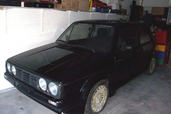 1983 Volkswagen Golf GTI: The Rare Spec