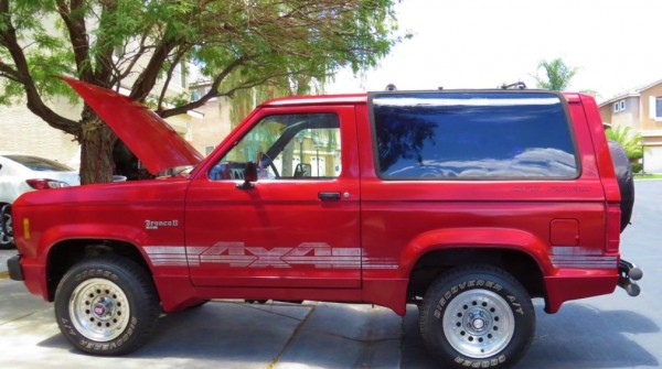 1988 Ford Bronco II 4X4: Mountain Goat