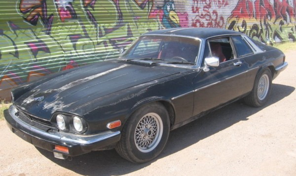 1983 Jaguar XJS: Anglo-American