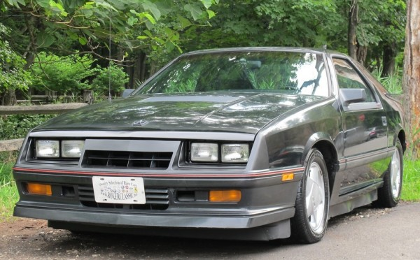 1985 Dodge Daytona: Turbo'd Z
