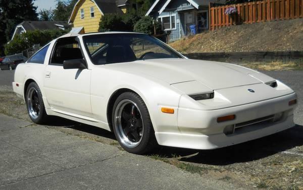 1988 Nissan 300ZX Shiro Special: Rare Edition