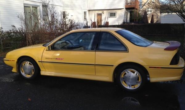 1990 Chevrolet Beretta: Indy Car Special